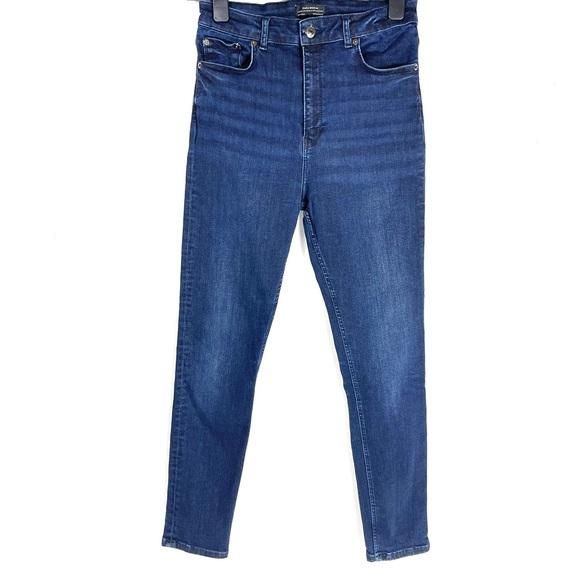 ZARA WOMAN Premium Denim Collection Skinny Jeans